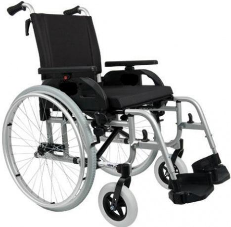 Инвалидная коляска AWC MBL