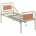 Медицинская кровать двухсекционная 93V OSD