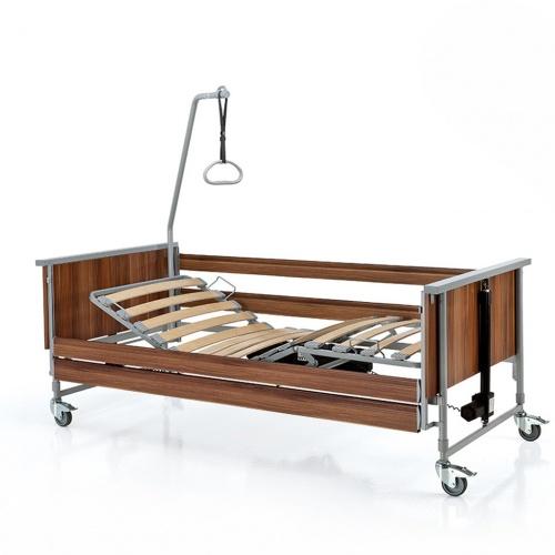Кровать медицинская с электроприводом Domiflex Bock