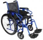 Инвалидная усиленная коляска OSD Millenium heavy duty 60