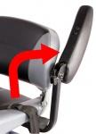 Коляска с электроприводом OSD Rio Chair