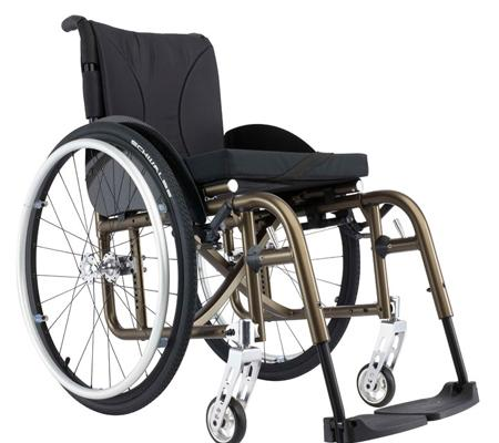 Инвалидная коляска активная Kuschall COMPACT