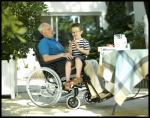 Инвалидная коляска многофункциональная Invacare Rea Clematis
