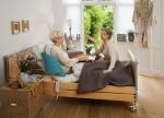 Медицинская кровать Invacare Medley Ergo Select