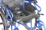 Инвалидная коляска OSD Millenium 3 с санитарным оснащением