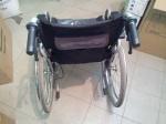 Инвалидная коляска KkD-06 б/у, 45 см
