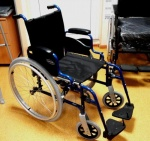 Уценка инвалидная коляска Invacare Action 1 NG (Б/У) 40,5 см