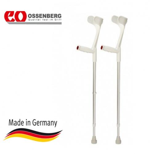 Подлокотный костыль Klassiker Ossenberg 220 DK серый