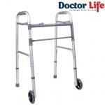 Ходунки на колесах Dr.Life арт. 10184