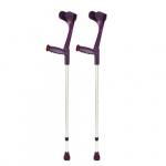 Подлокотный костыль Klassiker Ossenberg 220 DK фиолетовый