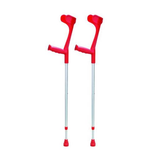 Подлокотный костыль Klassiker Ossenberg 220 DK красный